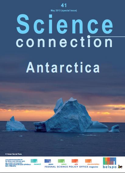 plaats op antarctica